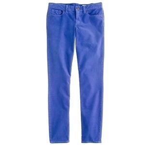 . J. Crew Factory Matchstick Corduroy Pants F